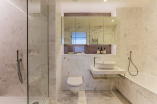 charrington penthouse, bathroom