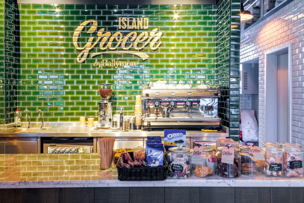 the island grocer london city island