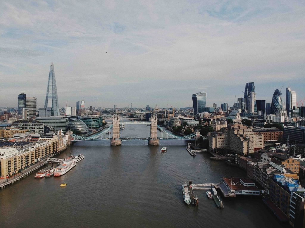 london top financial centre
