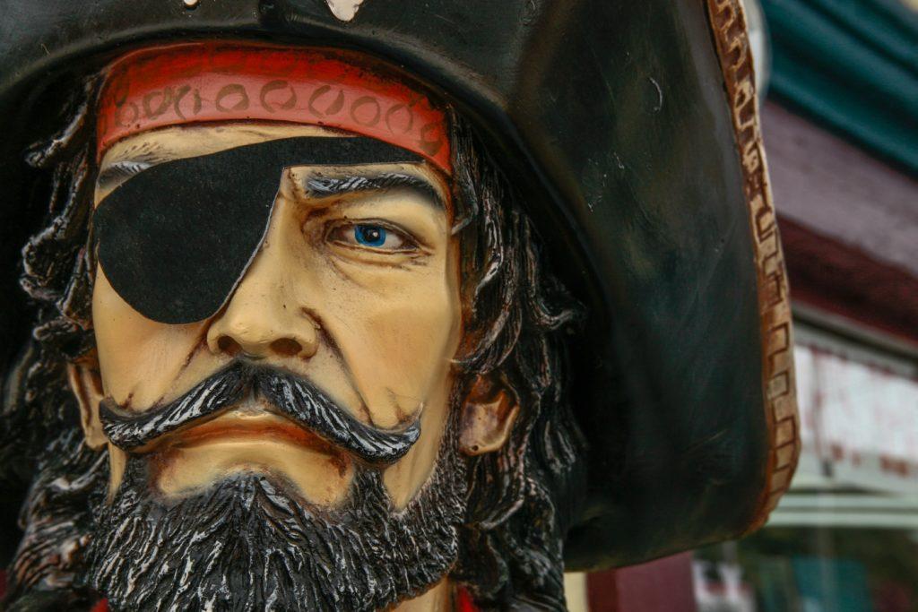 Pirates in London